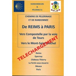 Guide Reims-Paris en Français